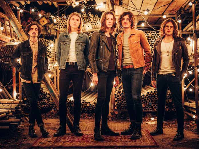 Robbies make a brew with pop band Blossoms