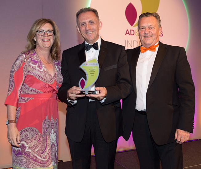 Muntons AD award