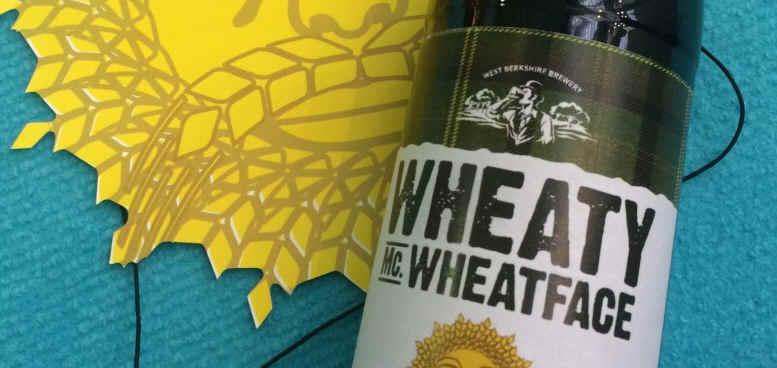 Wheaty McWheatface logo